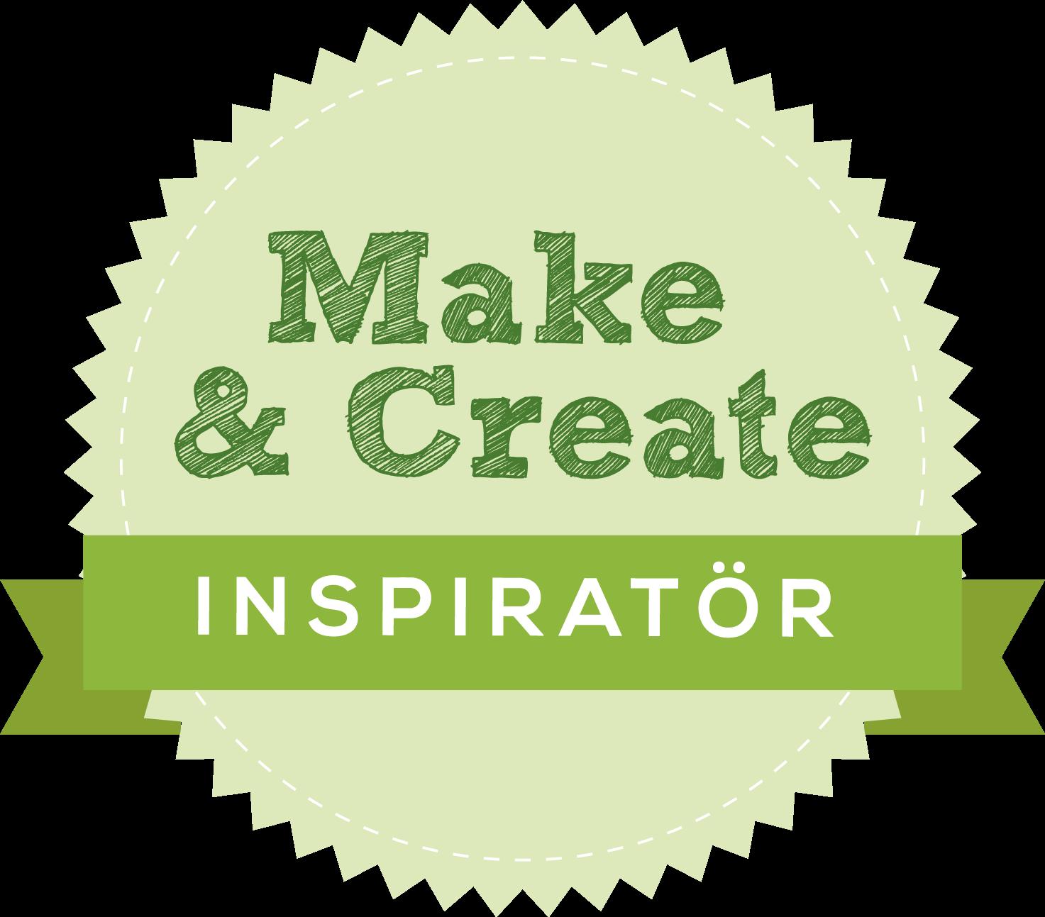 Make & Create Inspiratör