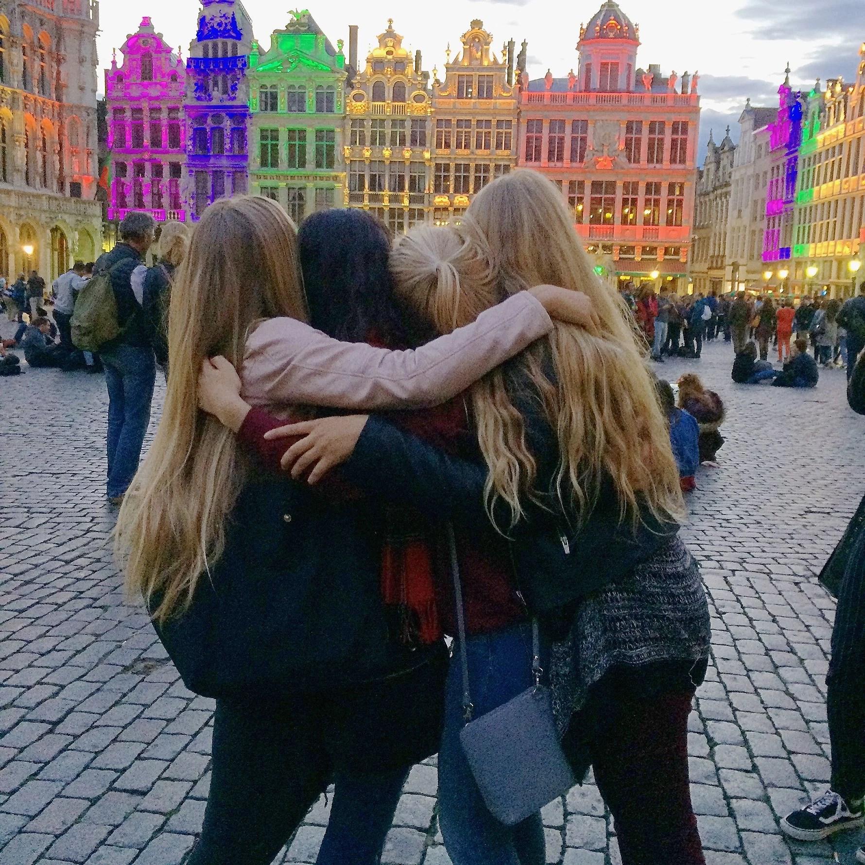 YFU: Bruxelles et Ostende (20 päivää!)
