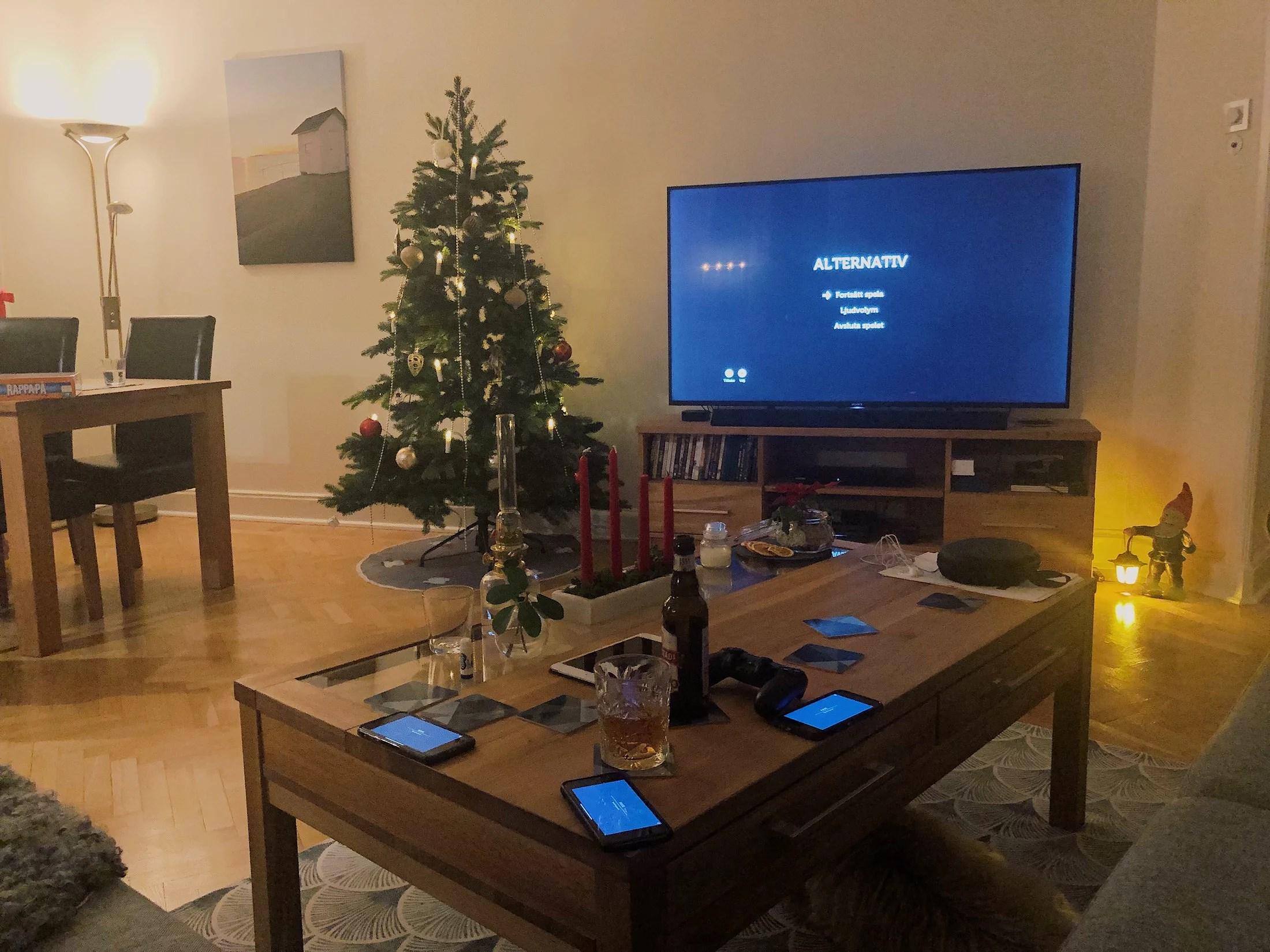 Familjekväll i Göteborg