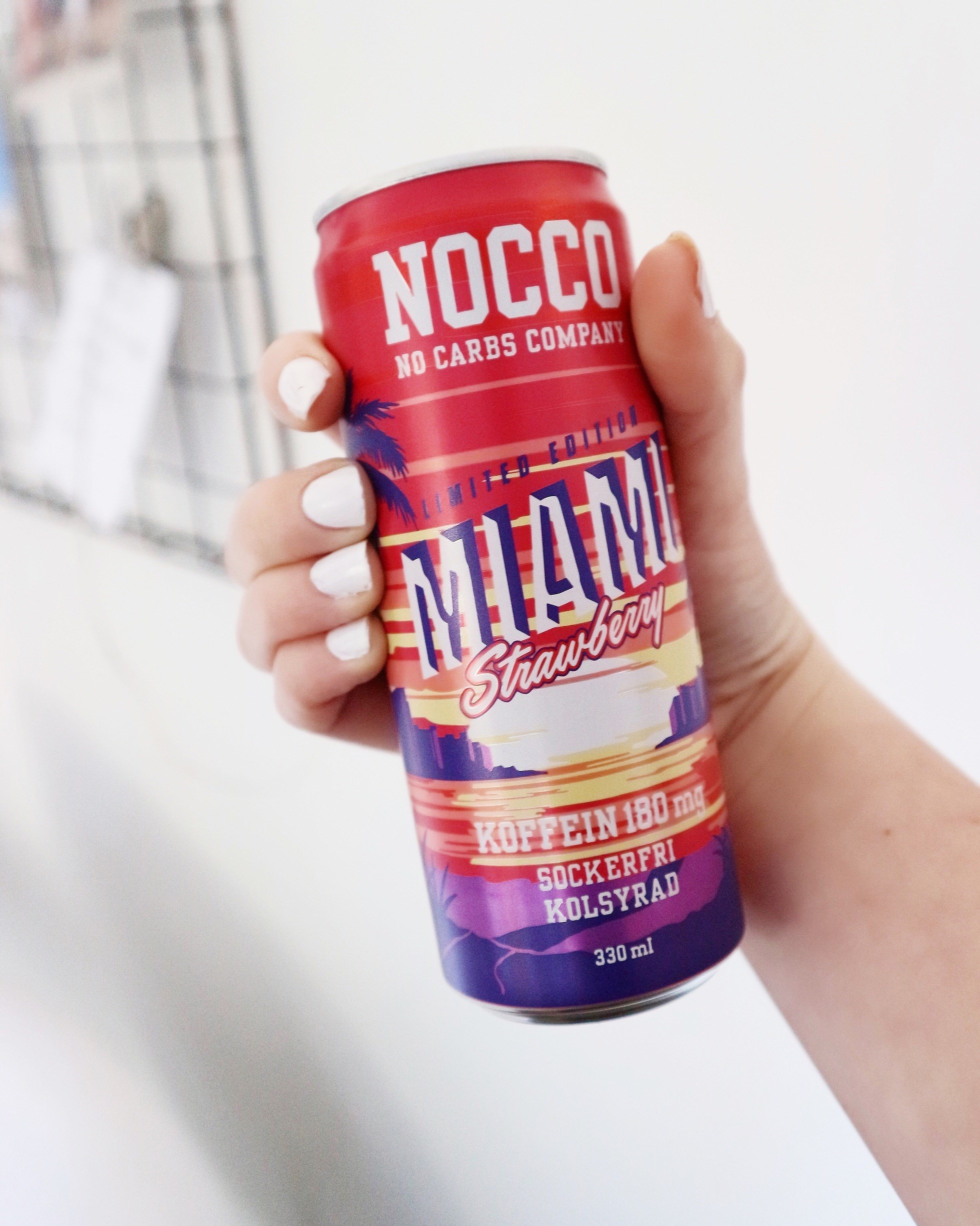 Nocco Miami Strawberry