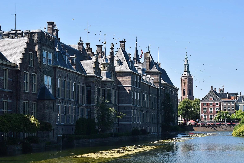Den Haag in daylight!!