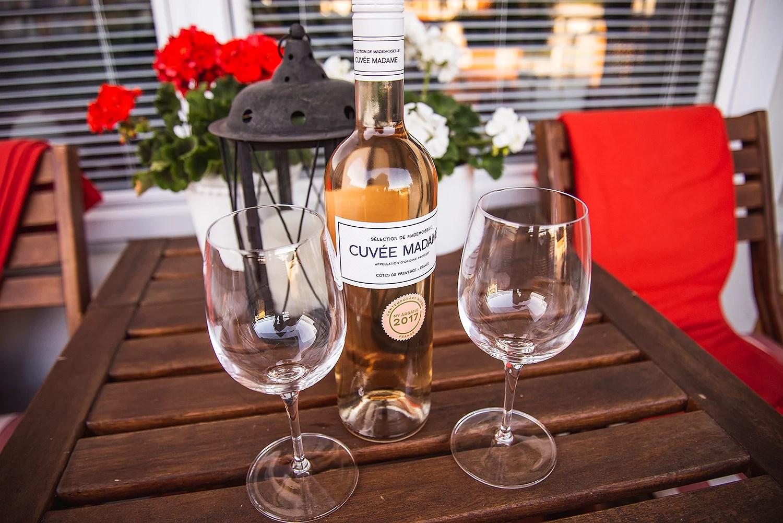 Rosé på balkongen - cuvée madame