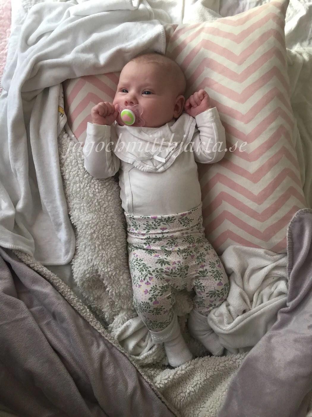 min dotter är tjock