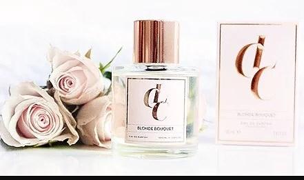 blonde bouquet parfym recension