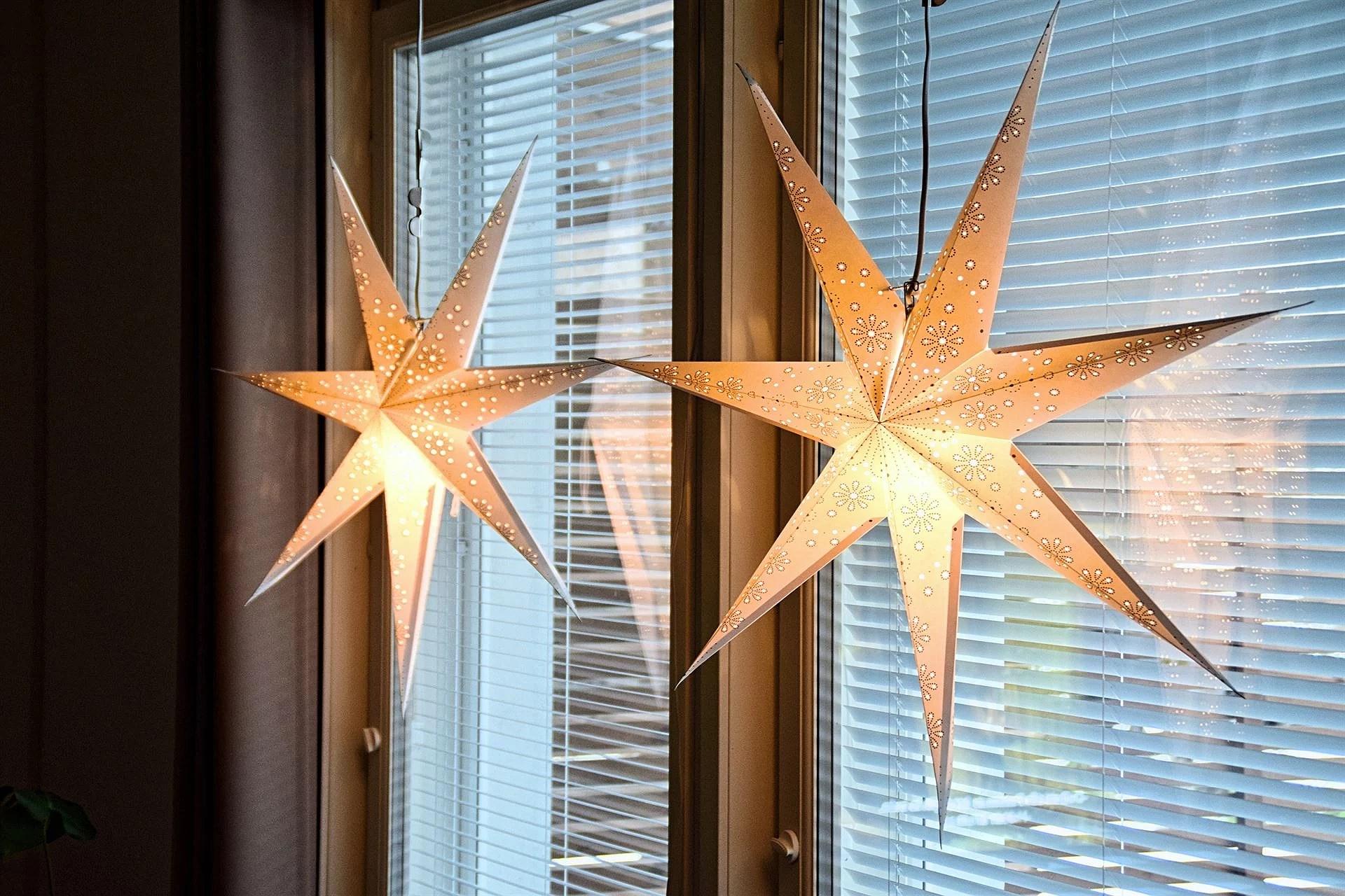 Nu är stjärnorna uppe