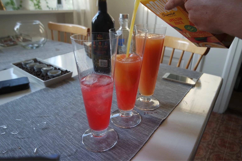 Drinkkväll