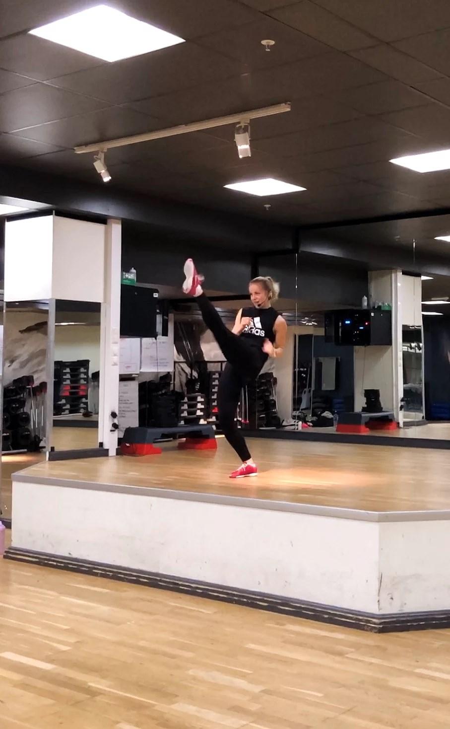 Det syns att du älskar att träna