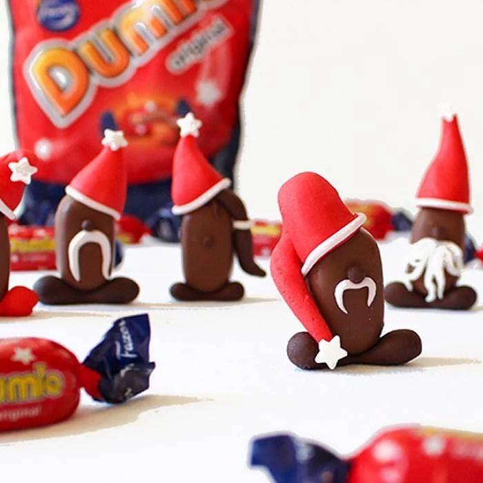 Triss i julfeeling