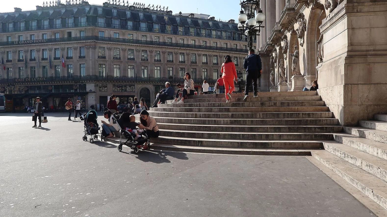 16/10-2017 - 2. dag i Paris