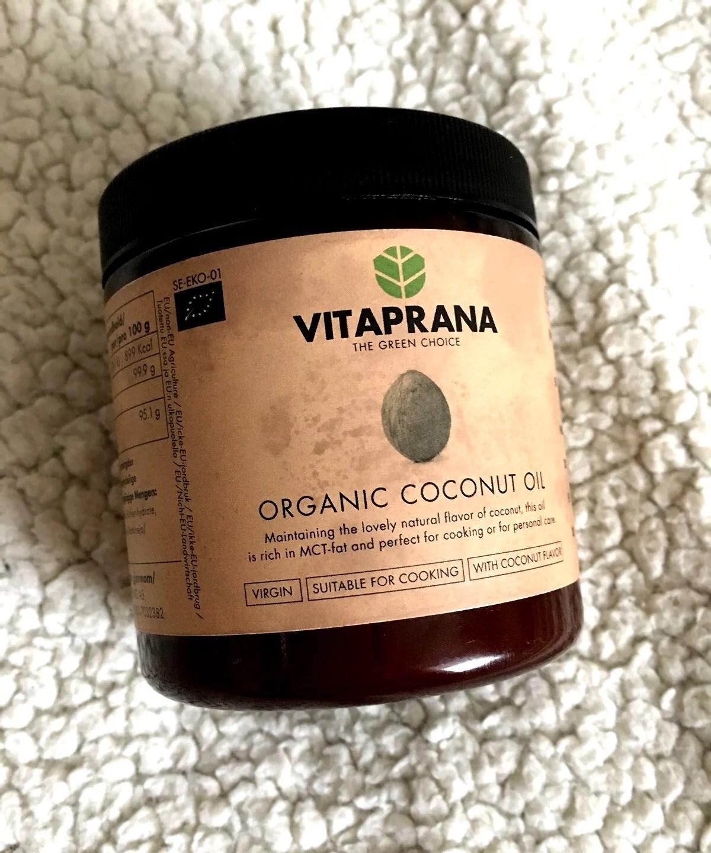 Kokosolja!