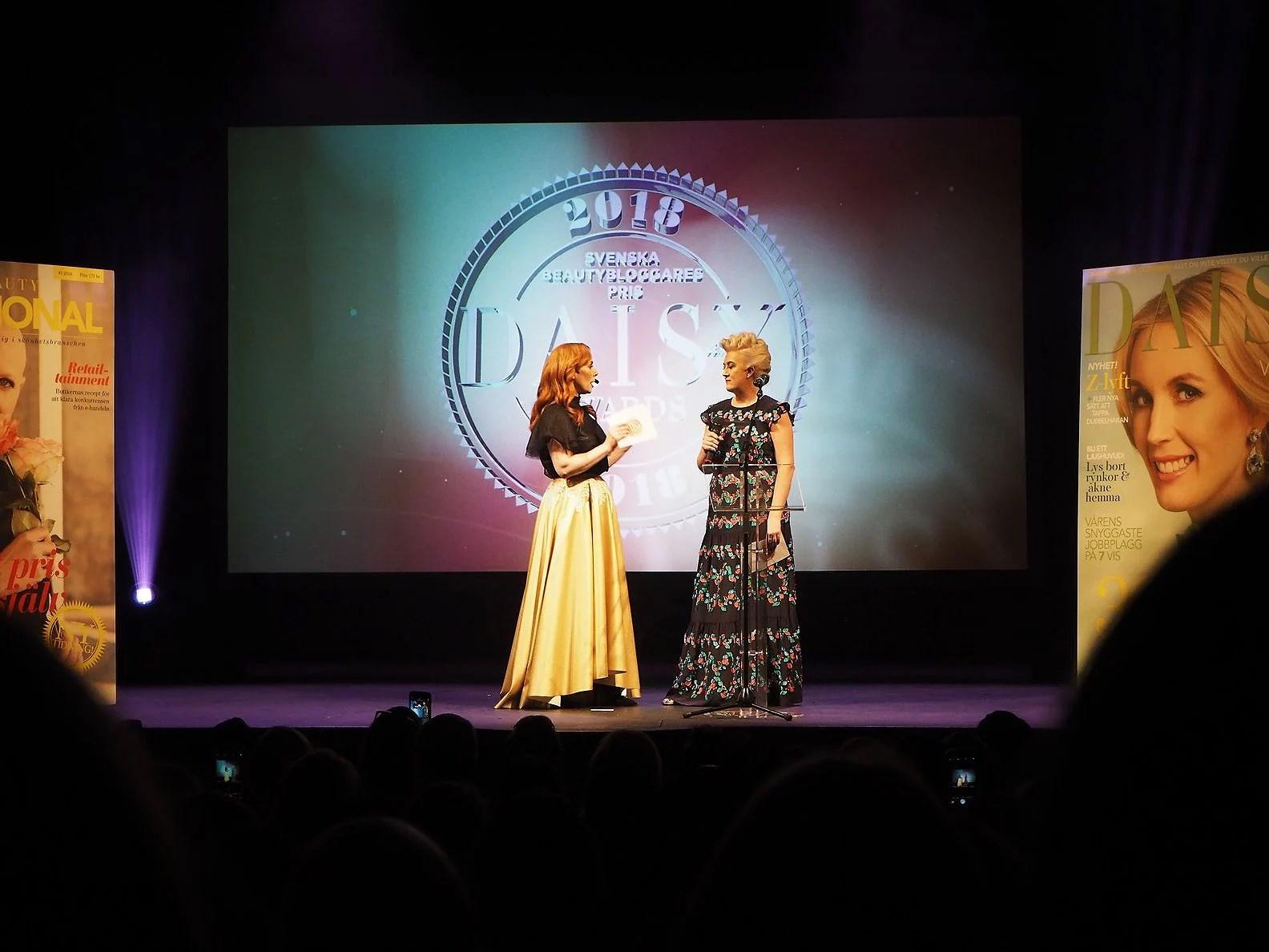 Daisy beauty awards 2018