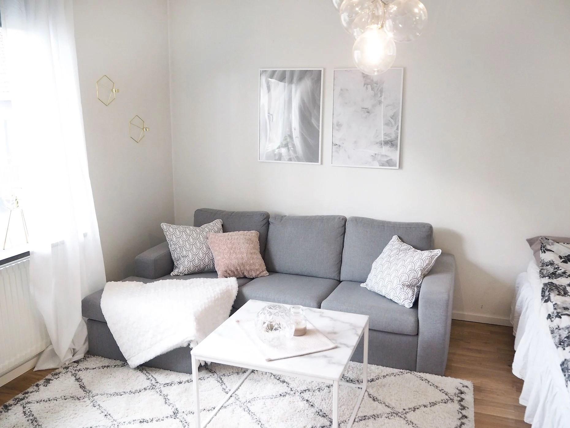 Resten av Lägenheten | nytt jobb