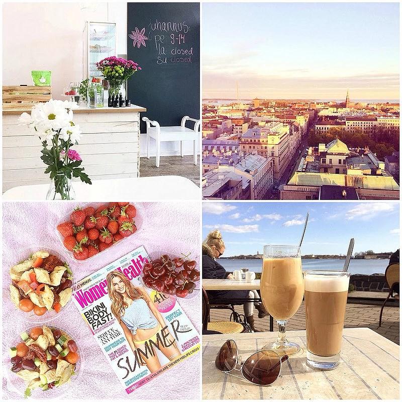 Helsinki Must-Do's at summer