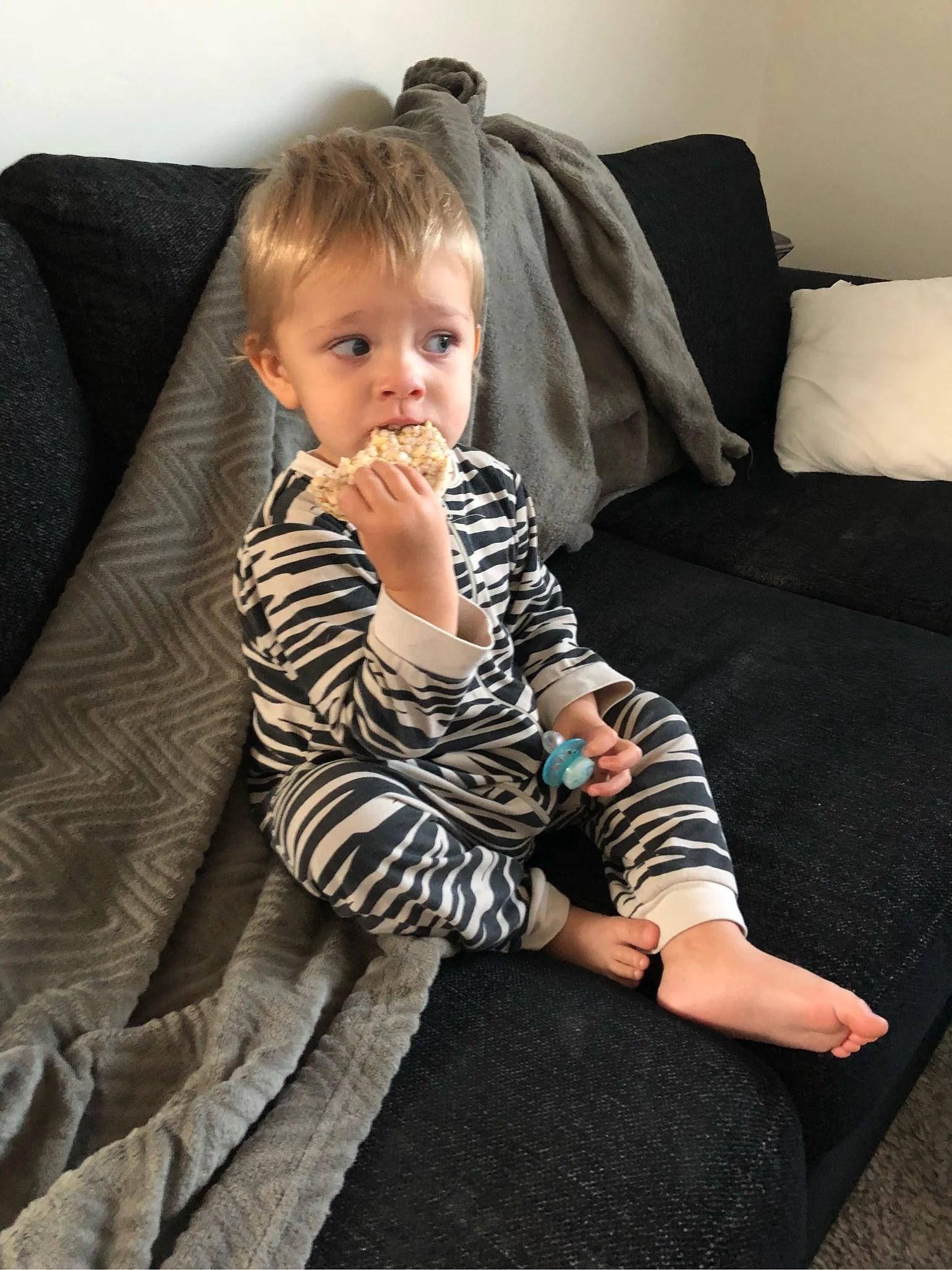 Doften av nystädat
