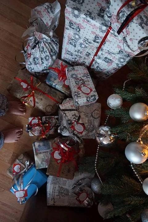 Min jul morgon!