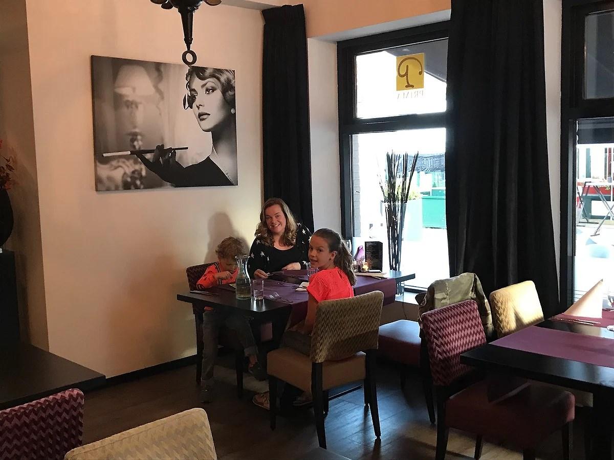 Restaurant Prima in Nunspeet