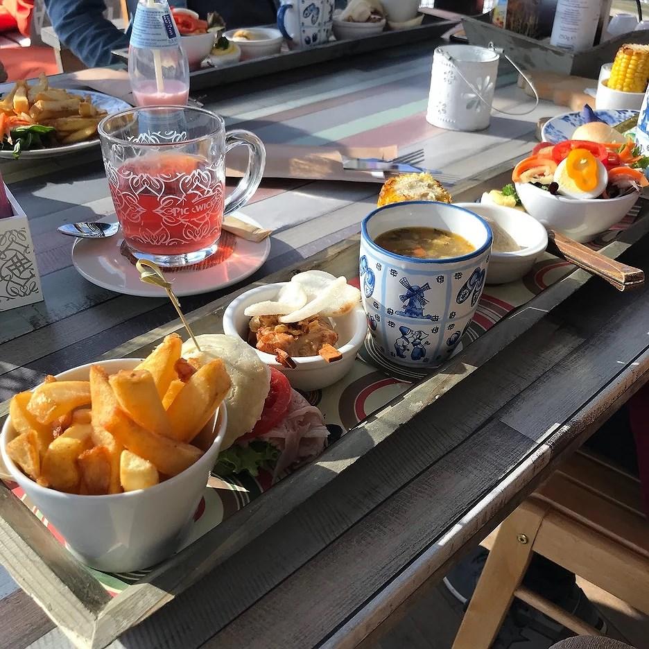 Kip & ei Dubbel - op in Almere