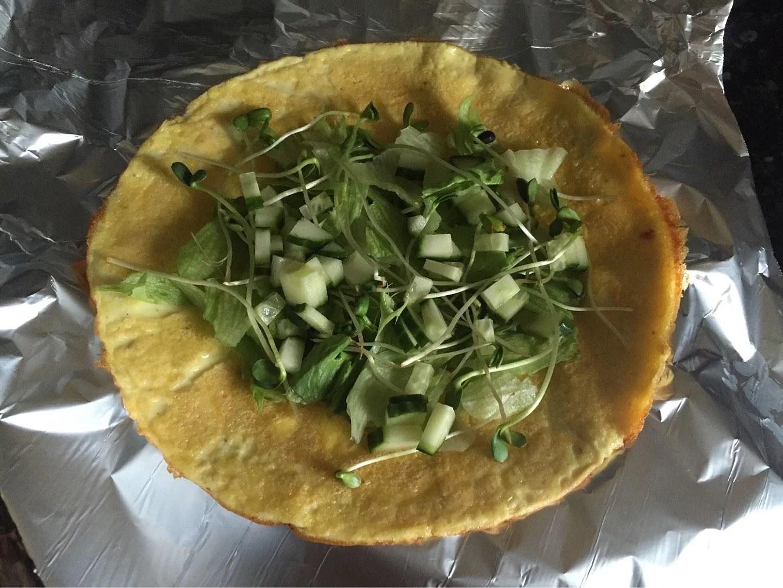 Omelettwrap