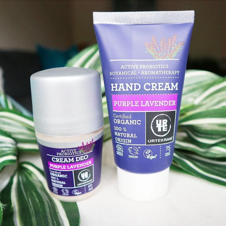 Urtekram Purple Lavender ekologiskt & veganskt