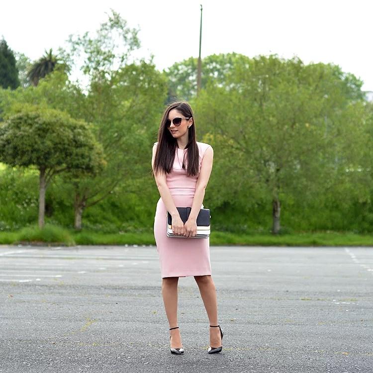 zara_ootd_outfit_pink_vestido_boda_como combinar_vestir para boda_hybrid_04