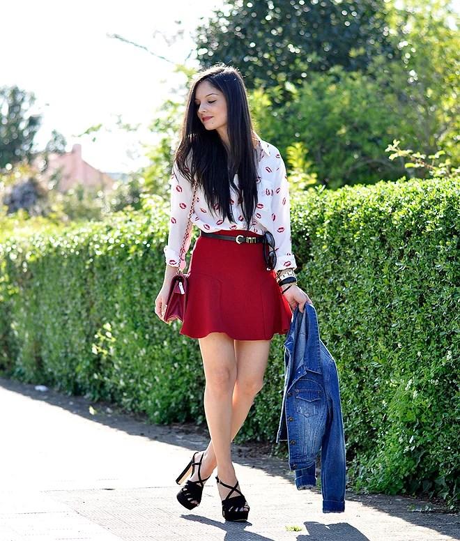 Red Skirt_04