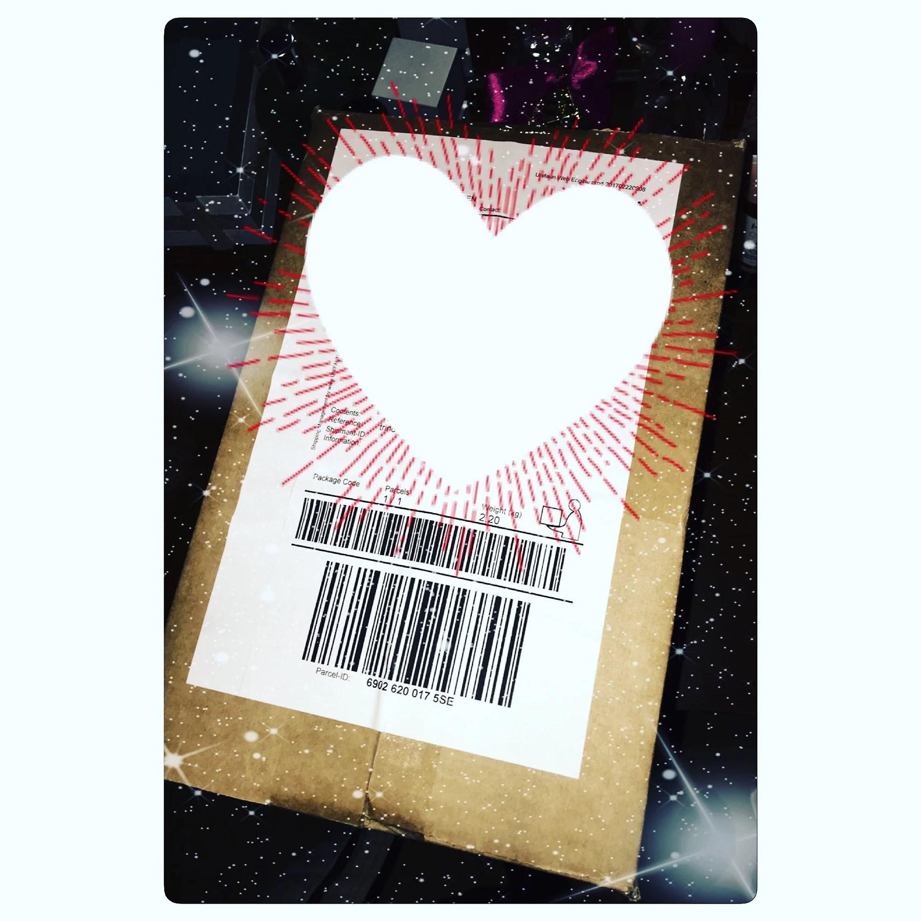 Ännu ett paket..