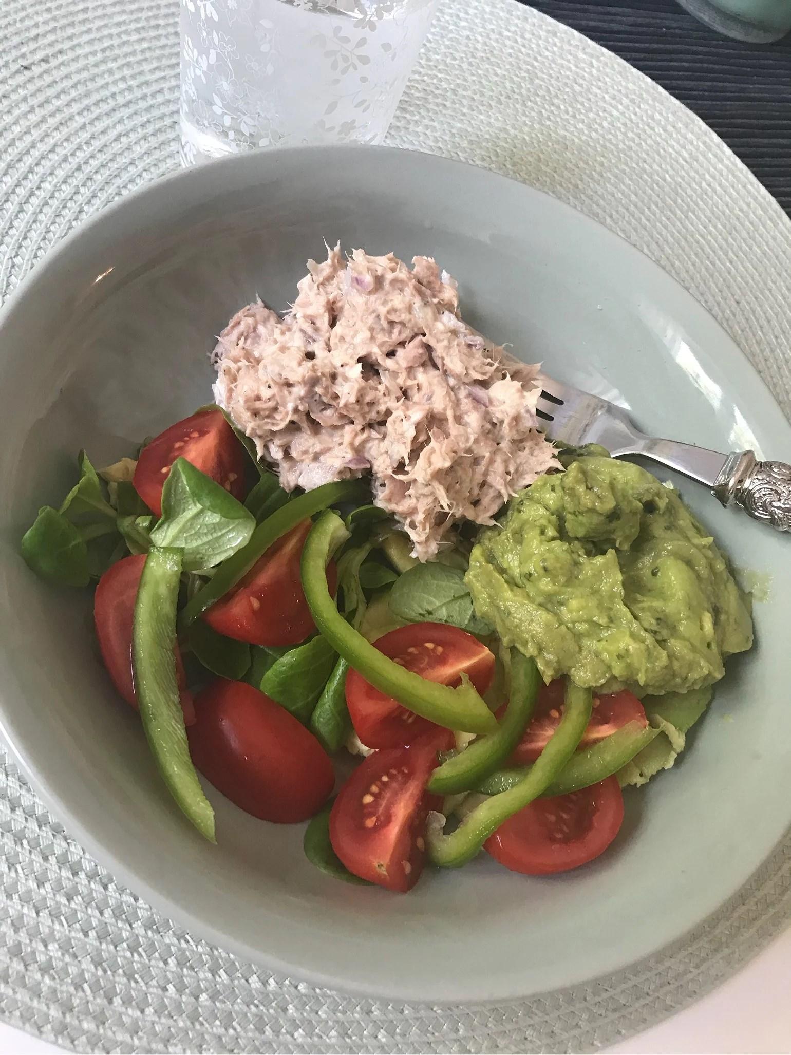 Guaca & tuna!