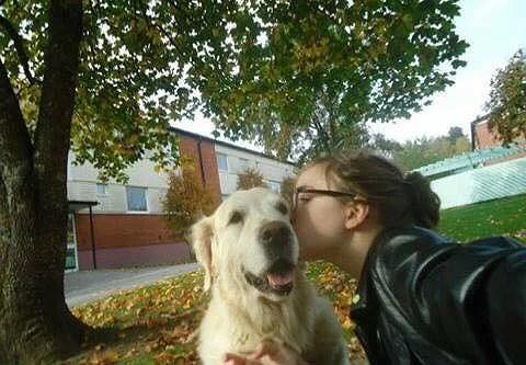 Hunden är människans bästa vän 💖