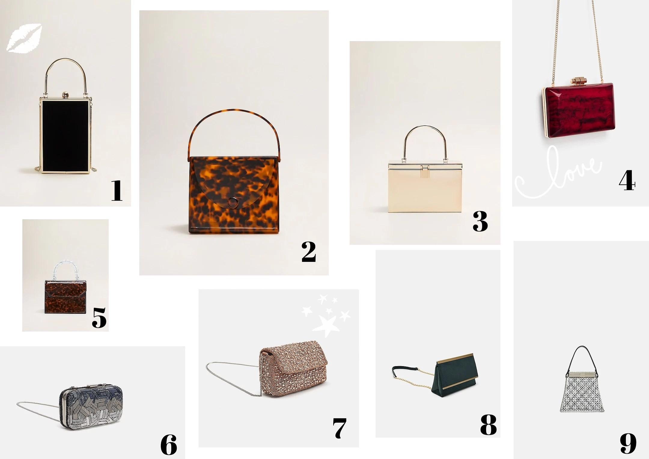 Handväskor för julens festligheter!