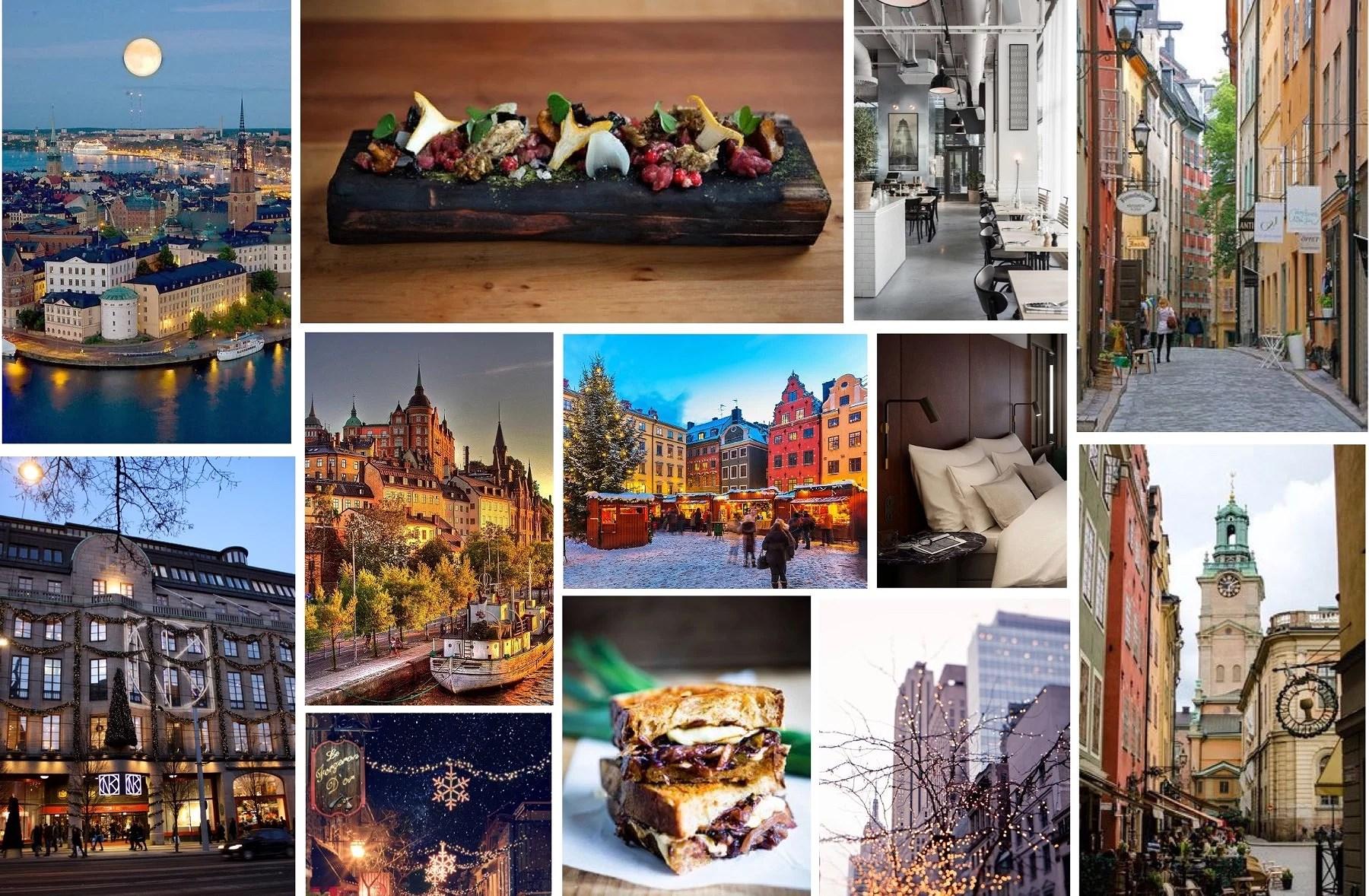 Hjärtat av Stockholm