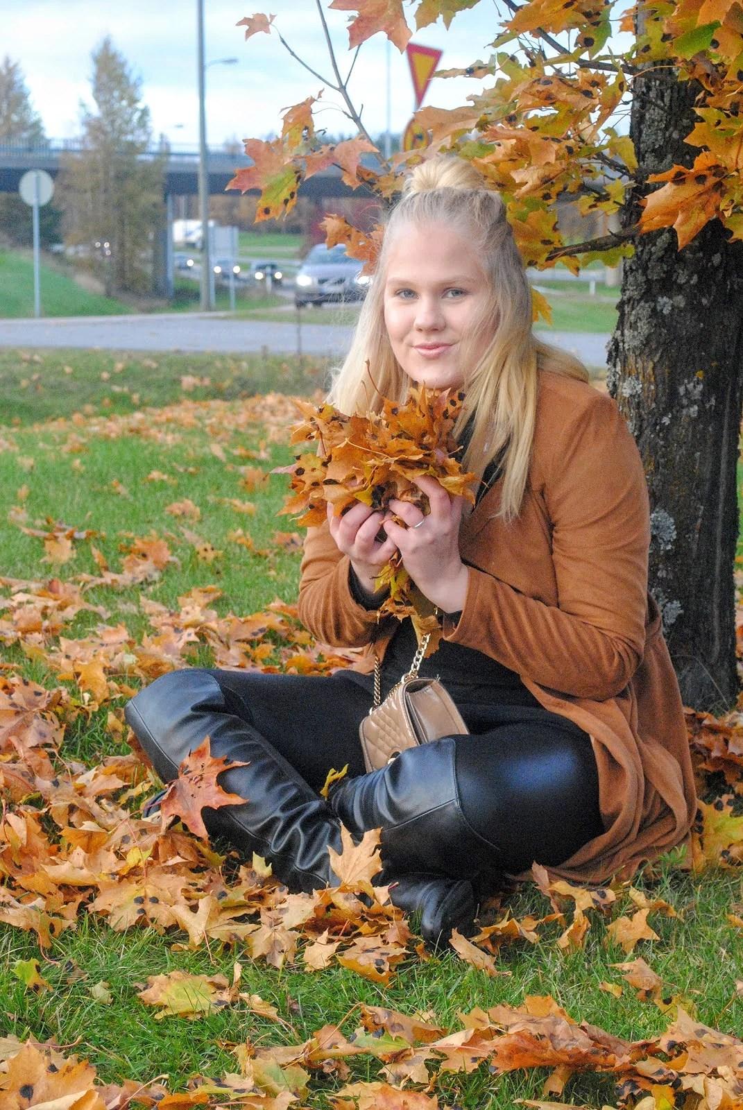 9 HYVÄÄ SYYTÄ OLLA JUST NYT ONNELLINEN