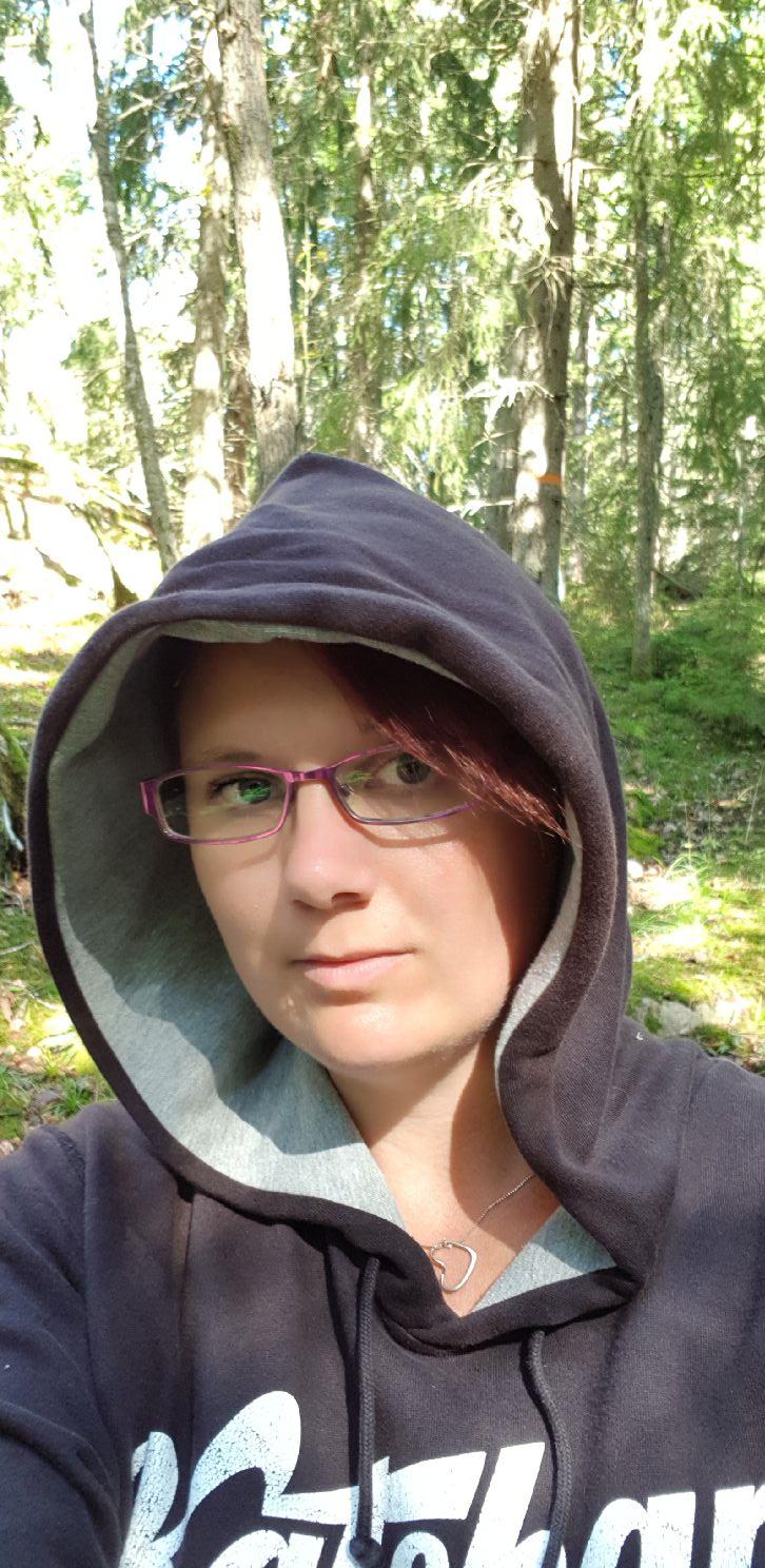 Efter skogen blev det mumsmat