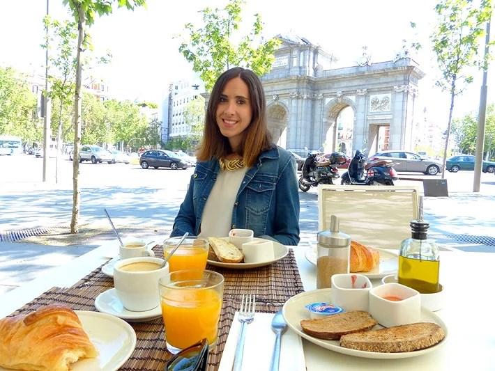Desayuno en Harina