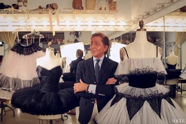 Valentino y el Ballet