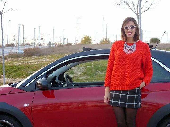 Opel Adam Rocks: el coche para la ciudad