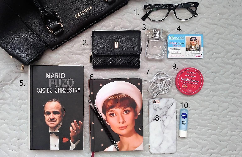Co znajduje się w mojej torebce ?