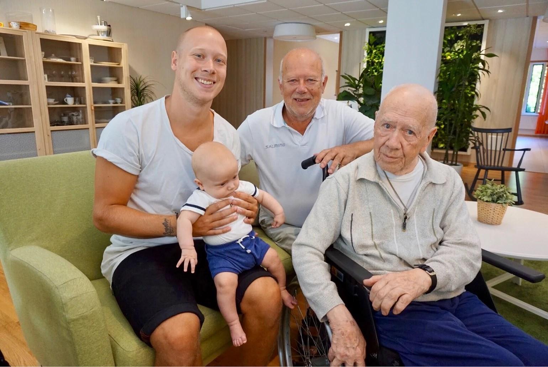 4 generationer Gavlén