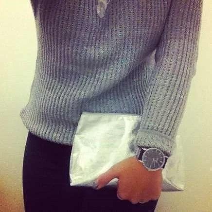 Grey | Silver | Black