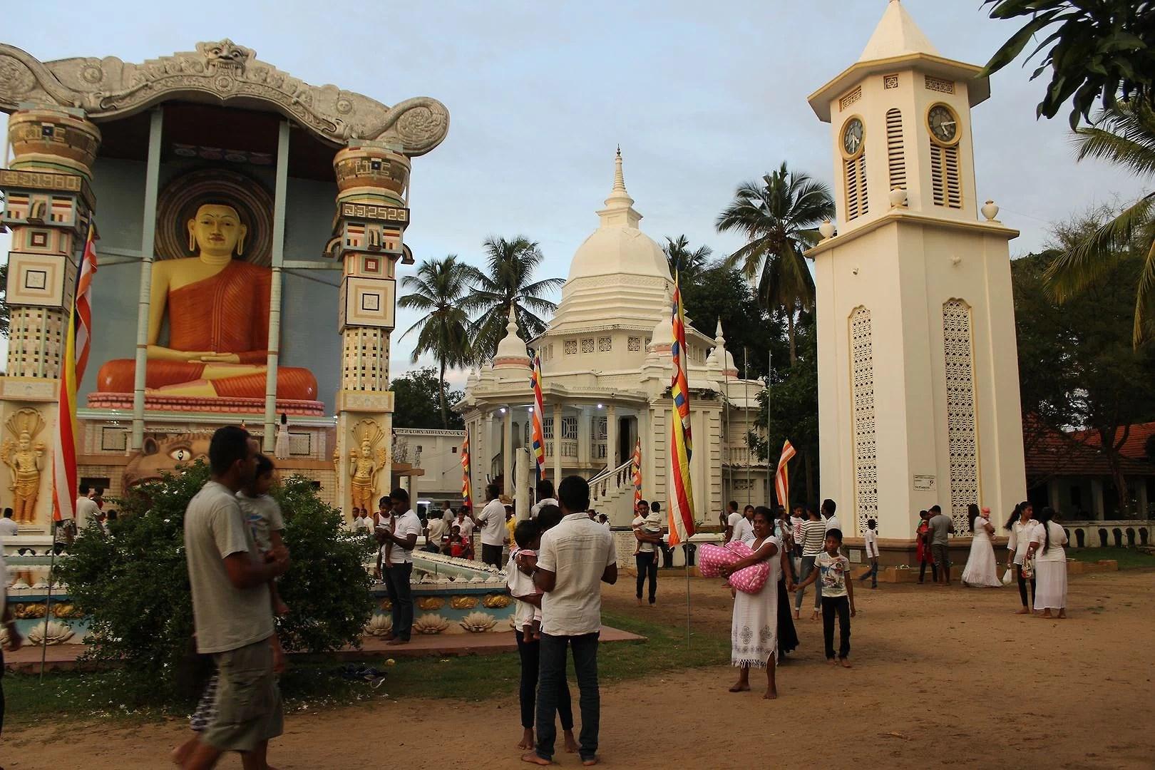 Poya Day - Sri Lanka