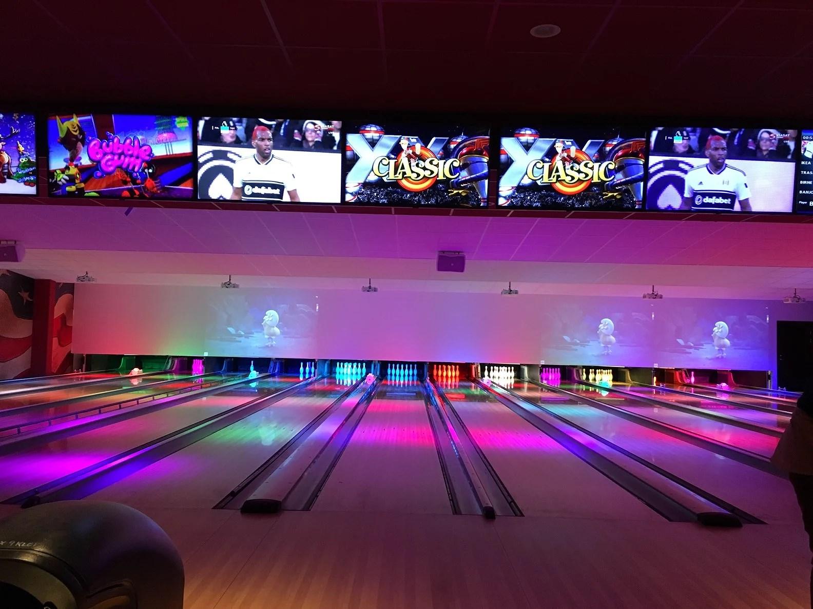 Bowlingkväll