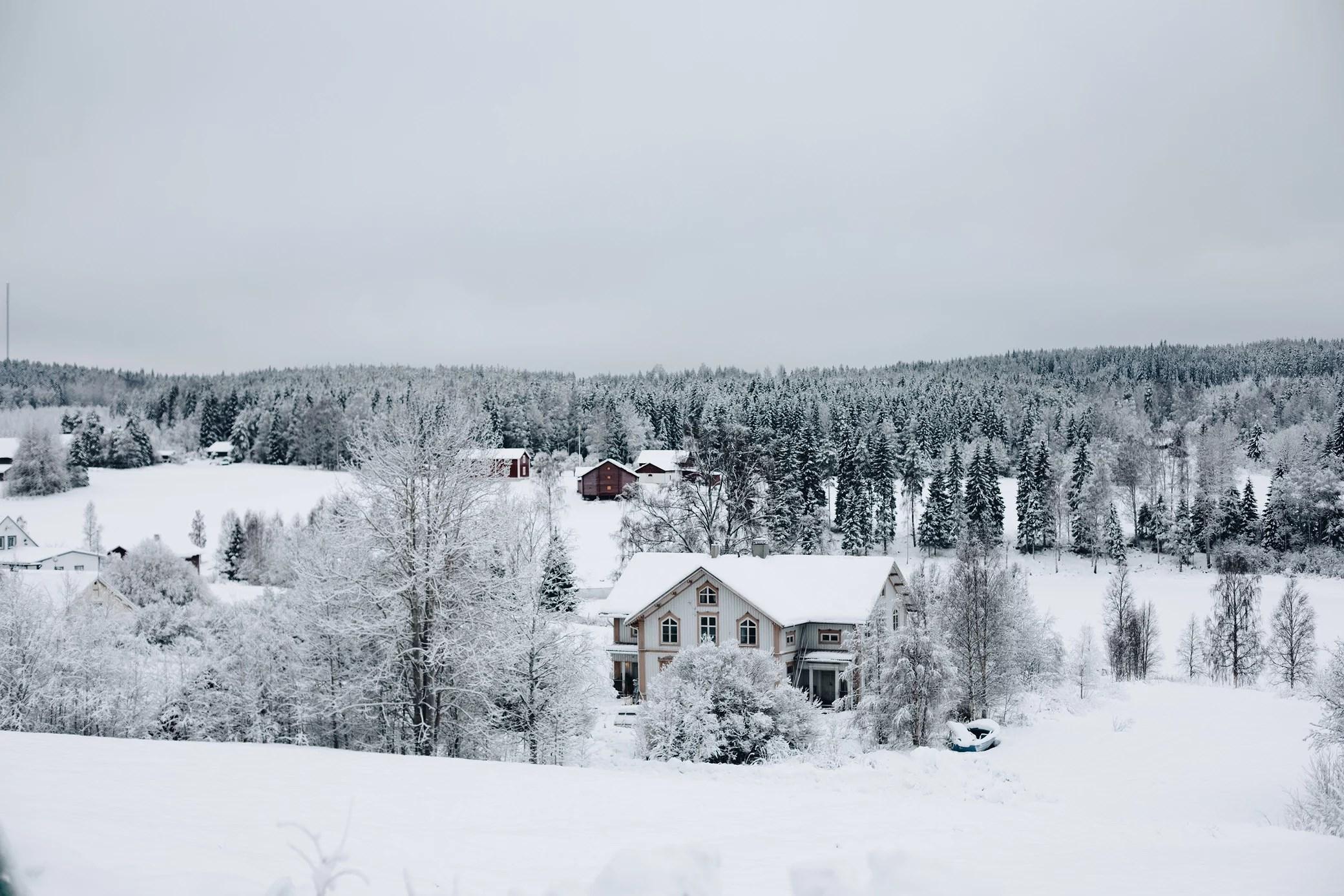 Den vintertid nu kommer