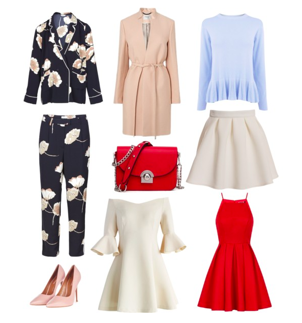 FASHION MUST HAVES FOR SPRING
