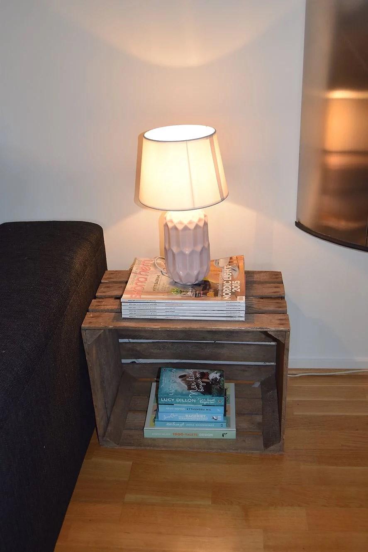 Sideboard/Läshörna