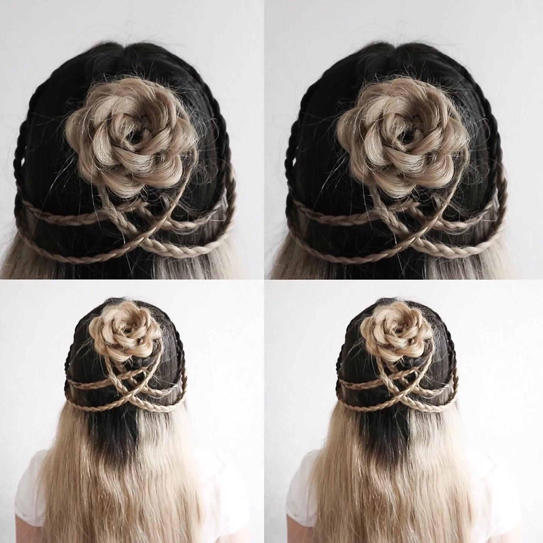 Flower Braid / EASY