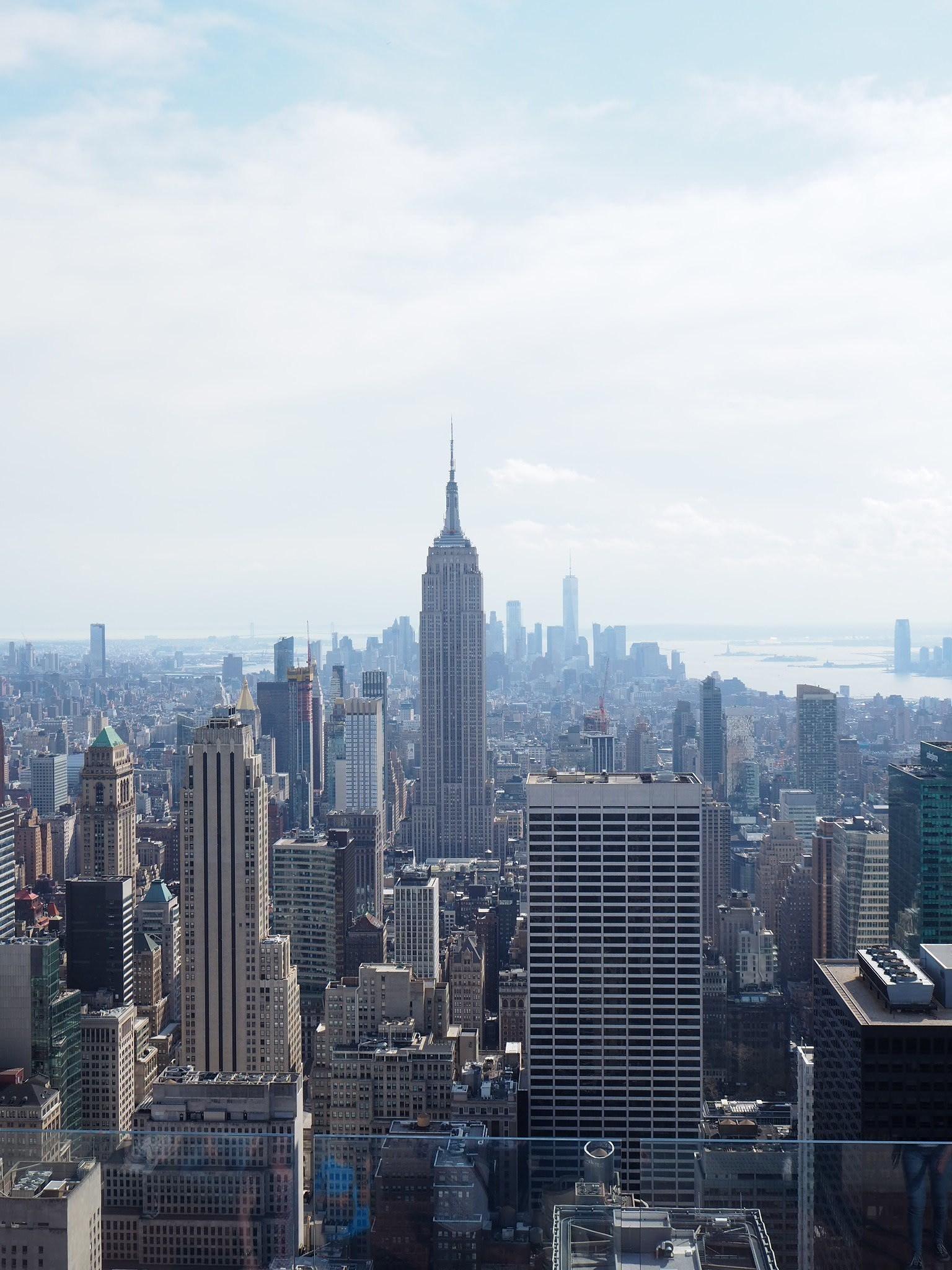 New York Dag 1