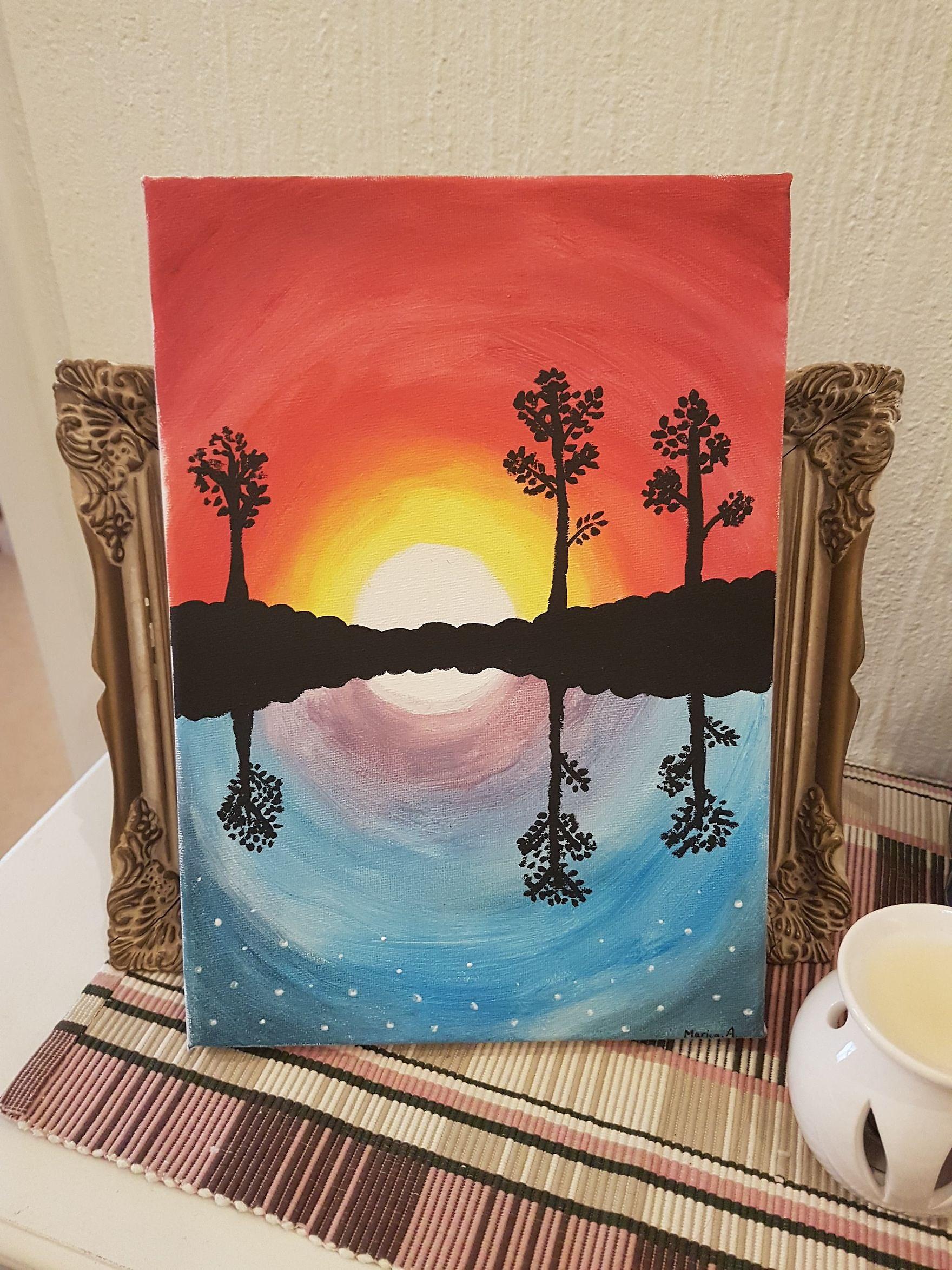 Mina målningar - del 4