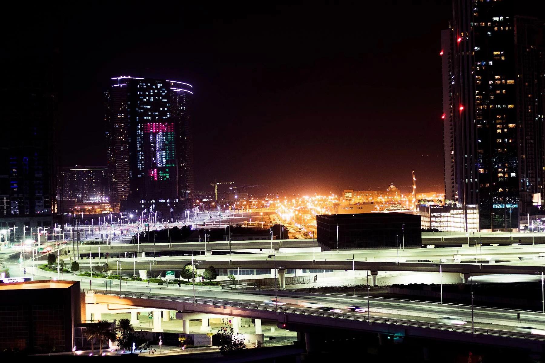 DUBAI | Night / Safari / B-day