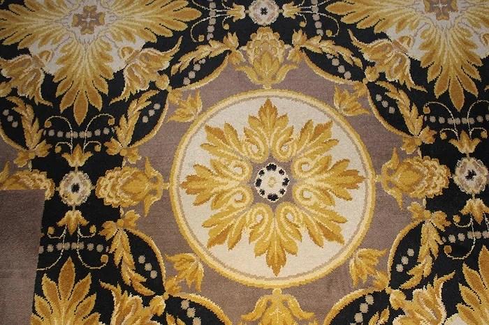 Suelos tapizados en el Hotel Palace