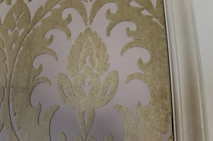 Tapices lujosos en el Ritz, Barcelona