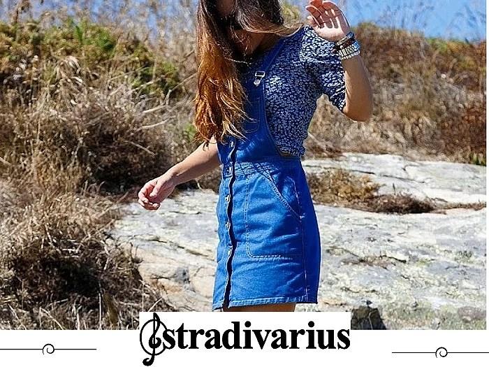 Denim with Stradivarius